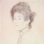 女の肖像, クリムト